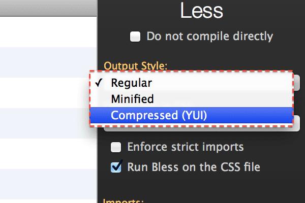 Utilizar pre-procesadores de CSS en WordPress: LESS y CodeKit