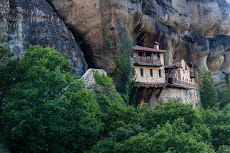 More monasteries in the rock