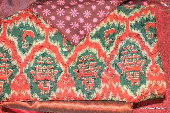 Batik Sanggi kahs Tanggamus