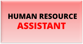 Human Resource Assistant