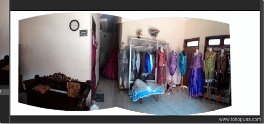 tutorial efek panorama photoshop tutorial