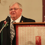 2012 Bartelma Hall of Fame inductee Dean Hiscocks.
