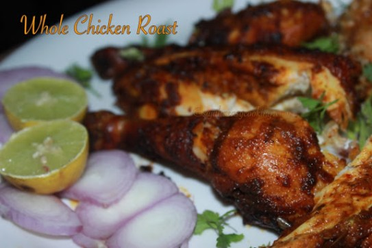 Whole chicken roast1