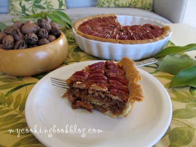 Орехов пай (Pecan pie)