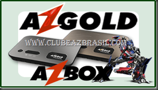 AZBOX TITAN TRAVADO COM A ATT DO AZGOLD DIAMANTE - RECUPERAÇÃO