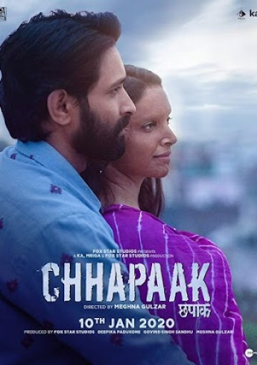 Chhapaak%2Bcover Watch Chhapaak 2020 Full Hindi Movie Free Download HD 720P DVDScr