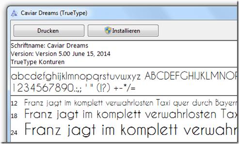 Windows 10 Ttf Schriftart Installieren Itslot De Ein It Blog