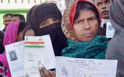 f87967d2f3e0f9e13d25f96671637600 Uttar Pradesh Assembly election LIVE: 49 seats go to poll, voting begins in the sixth phase