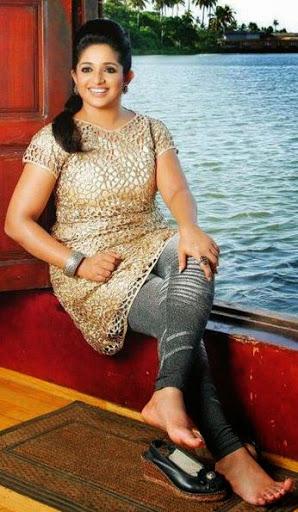Kavya Madhavan Weight