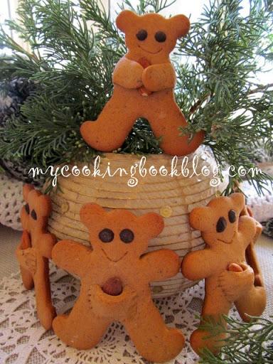 Джинджифилови (Gingerbread) бисквити - мечета