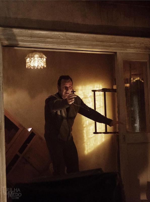 Patrick Wilson em Invocação do Mal 2 'The Conjuring 2' (via Warner Bros.)