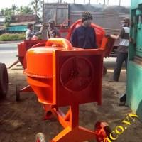 Giao máy trộn bê tông cho cửa hàng Quốc Vương - Tây Ninh