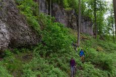 climbing in Frankenjura