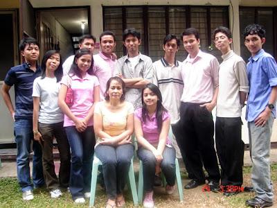 February 24: Jhodie France Bautista's Residence (Sta. Mesa, Manila)