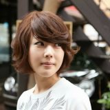 cute short asian hairstyles 2016