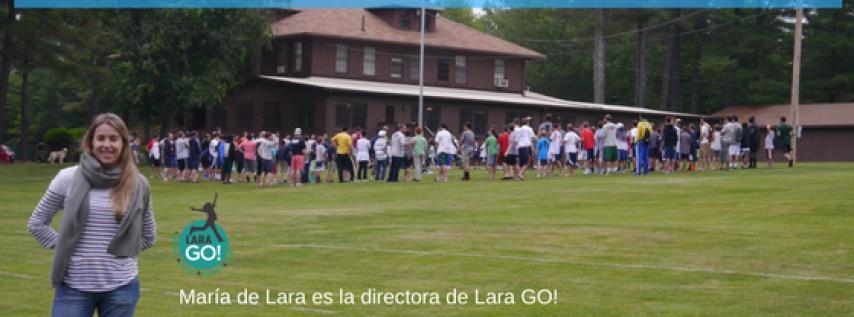 Lara Go campamentos de verano en el extranjero