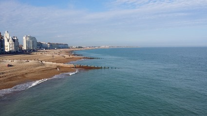 Views of Eastbourne