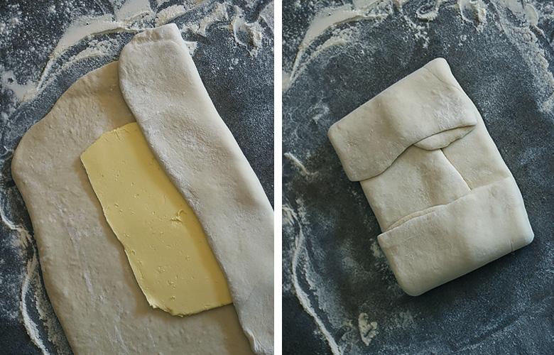 Comment faire des croissants maison.