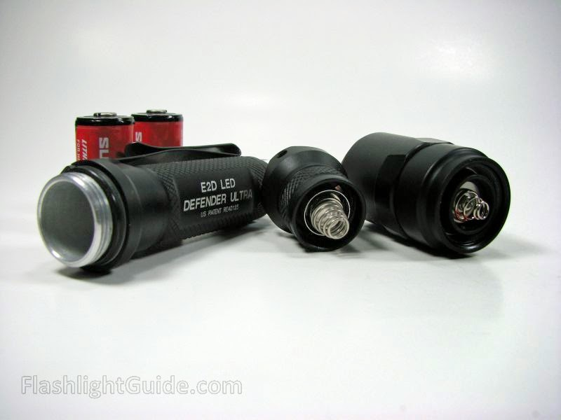 Review Surefire E2d Led Defender Ultra Flashlightguide