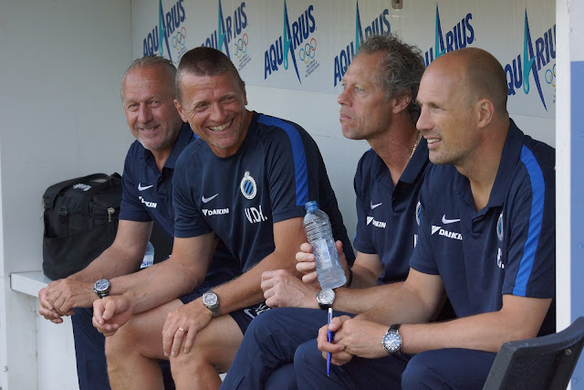 Technische staf Club Brugge