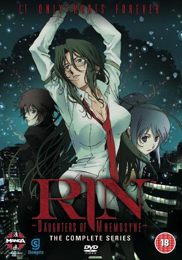 Rin Daughter of Mnemosyne
