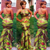 Most Trendy African Gown Style 2017
