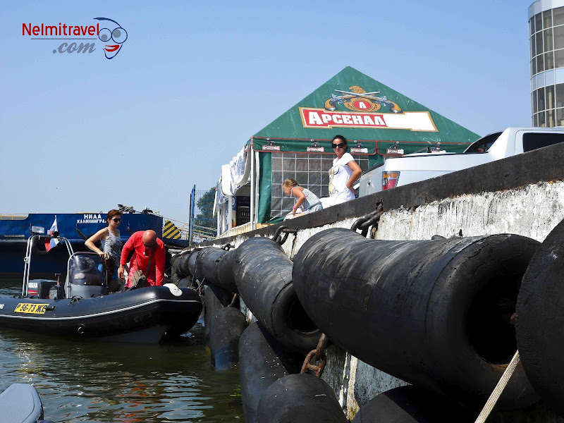 Baltiysk Water taxi Transport