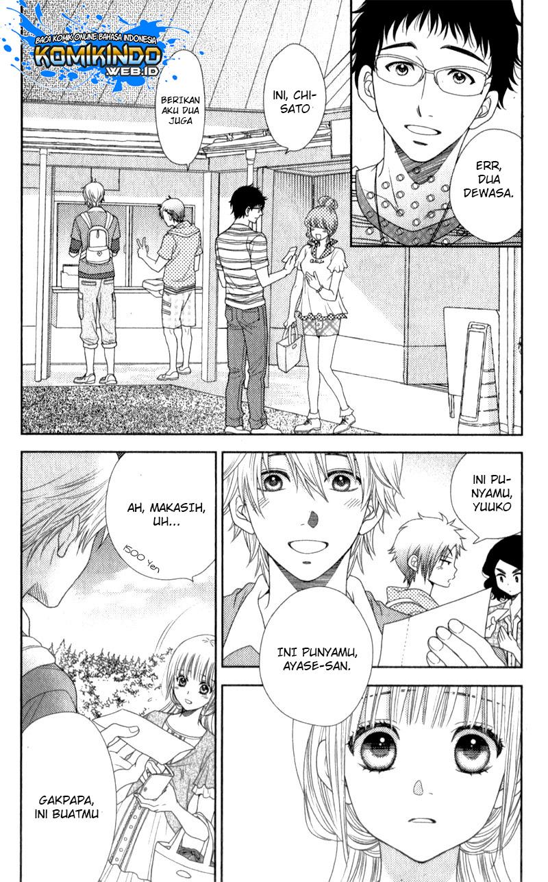 Nanoka no Kare: Chapter 15 - Page 7