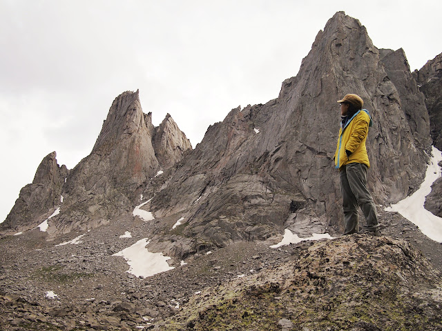 Into the Wind River and Pingora Peak