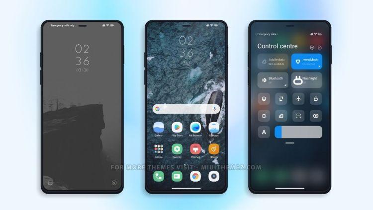 [HERUNTERLADEN] : Landschafts-MIUI-Thema für Xiaomi Redmi-Geräte