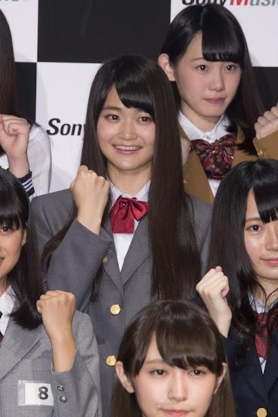 欅坂46(けやきざか)メンバー石森虹花