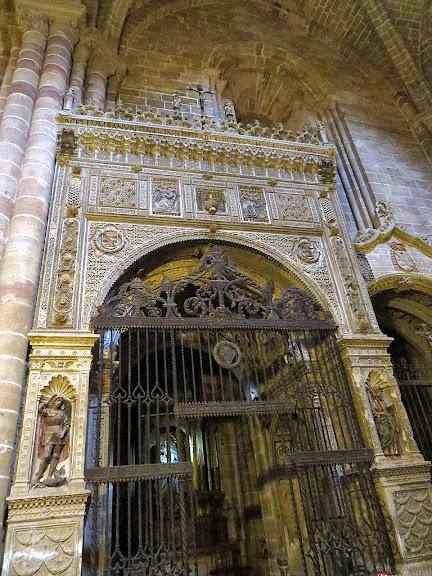 Capilla de la Anunciación, catedral de Sigüenza