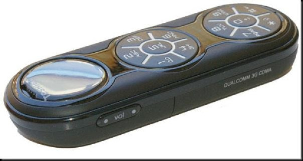 handphone unik di jaman dahulu
