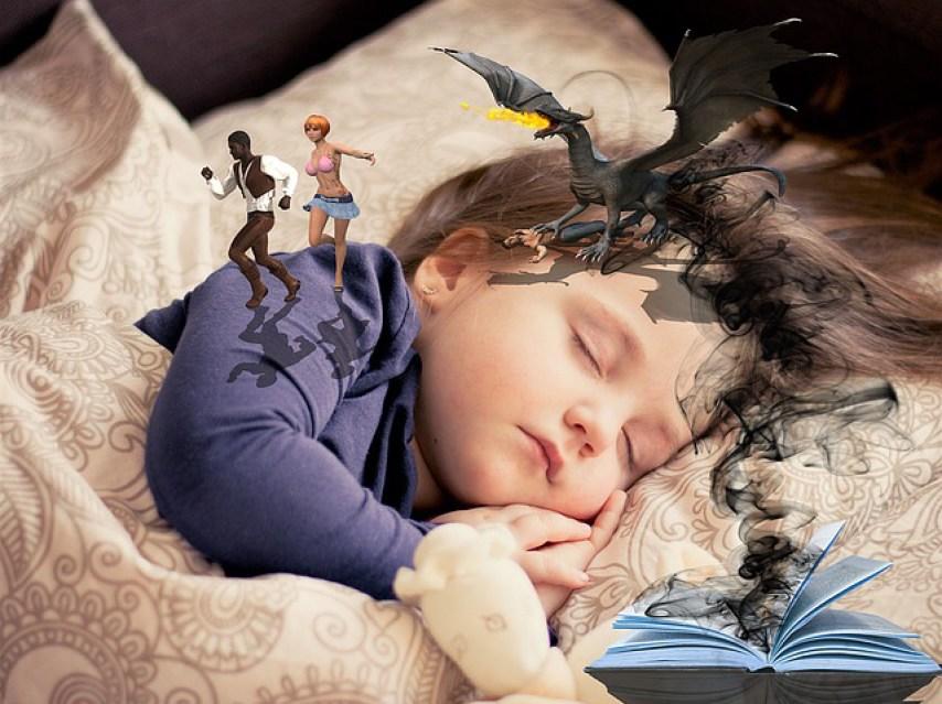 pesadillas-infantiles-niños-psicología-salud-sueños