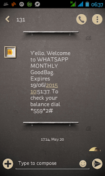 Get Free 60MB Of Data For WhatsApp On MTN 2
