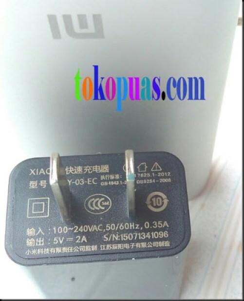charger khusus powerbank xiaomi agar lebih cepat