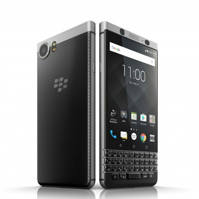 Blackberry Dtek70 now unveiled as KeyOne. - Price, Review and Specifications In Nigeria 1