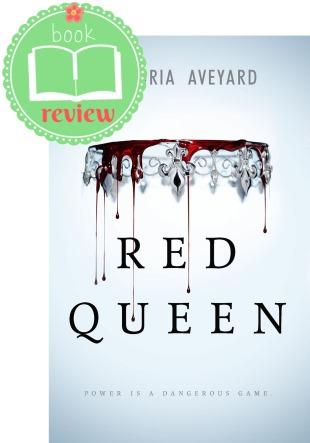 Naslovnica knjige Rdeča kraljica (Red Queen)