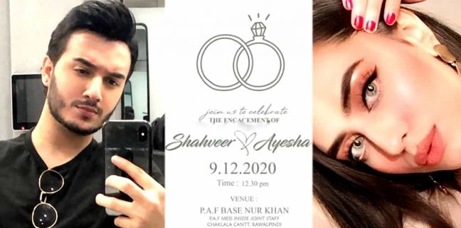 Youtuber Shahveer Jaffery is getting Married. A viral post gives clues