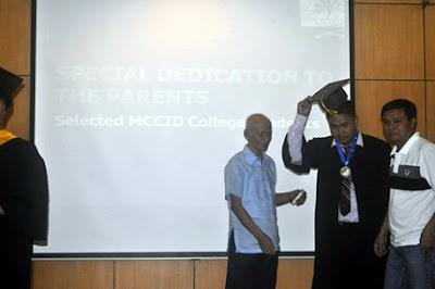 Roi Irvin Mendoza, Leadership Awardee