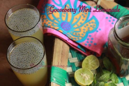 Gooseberry Mint Lemonade5