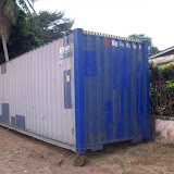 Container Arrival & Offloading in Buea - 100_9160.JPG