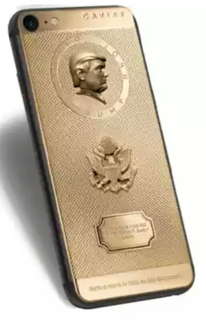 Caviar Releases Gold Plated iPhone 7 - You Won't Believe How Much It Costs 1