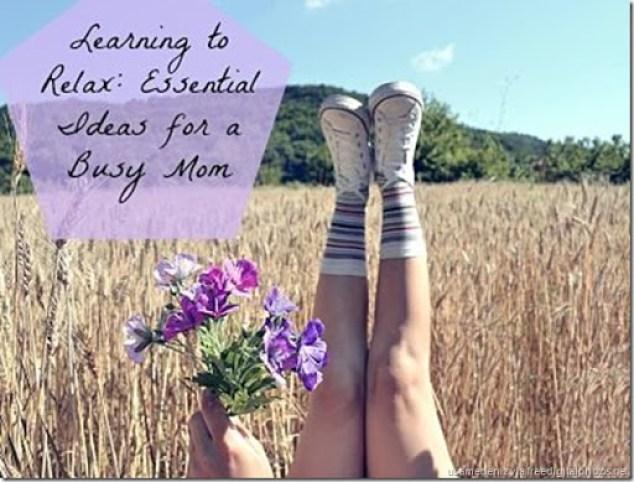 RelaxingIdeas