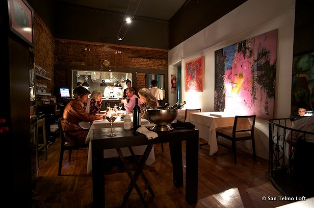 Intimate Dining at Aramburu in San Telmo