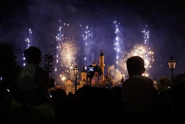 Disneyland Hong Kong Birthday Celebration
