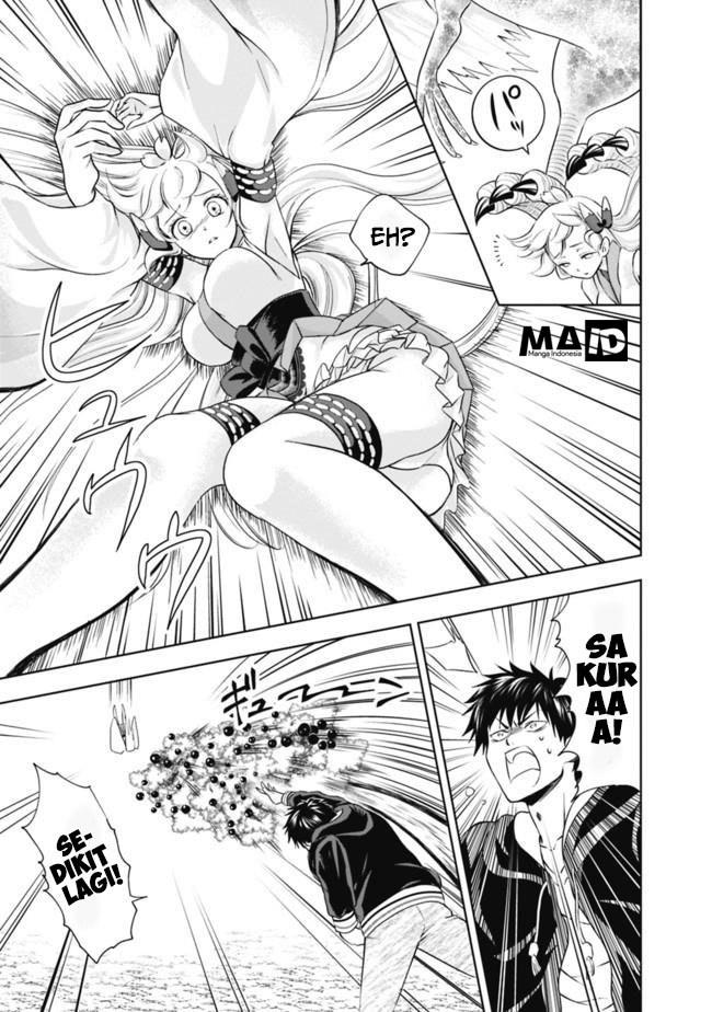 Ore no Ie ga Maryoku Spot datta Ken - Sundeiru dake de Sekai Saikyou: Chapter 04 - Page 5