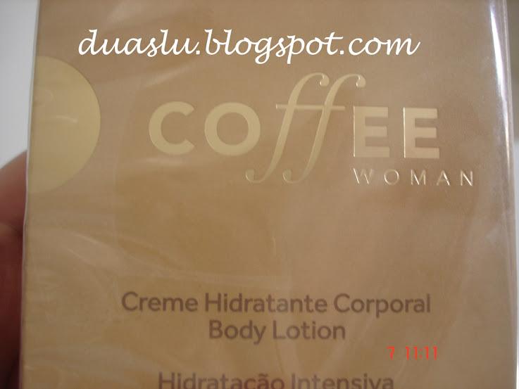 Coffee Woman Hidratante