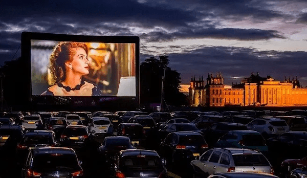 Jazz Drive-in Cinema Comes to Lahore