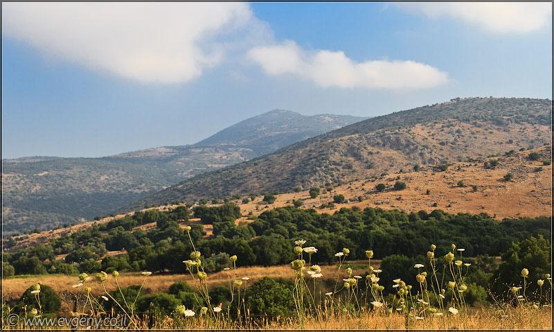 Израиль, на Хермон